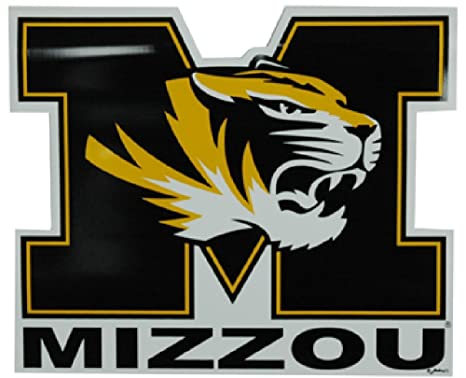 wholesale dealer c8f7b 8faae Amazon.com   NCAA Missouri Tigers Car Magnet, Large, 2 Pack   Sports Fan  Automotive Magnets   Sports   Outdoors