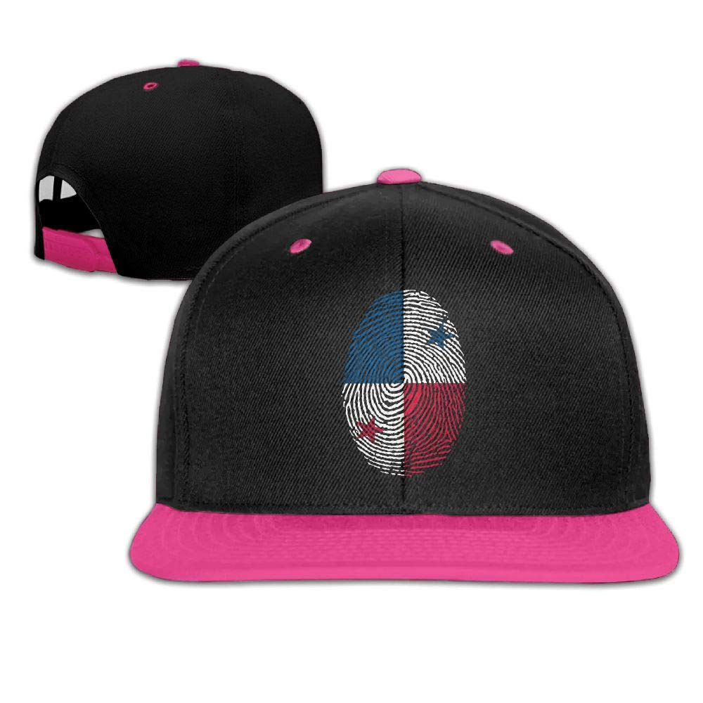 Tailing Panama Flag DNA Finger Unisex Hip-hop Hats Snapback Hat Solid Flat Cap