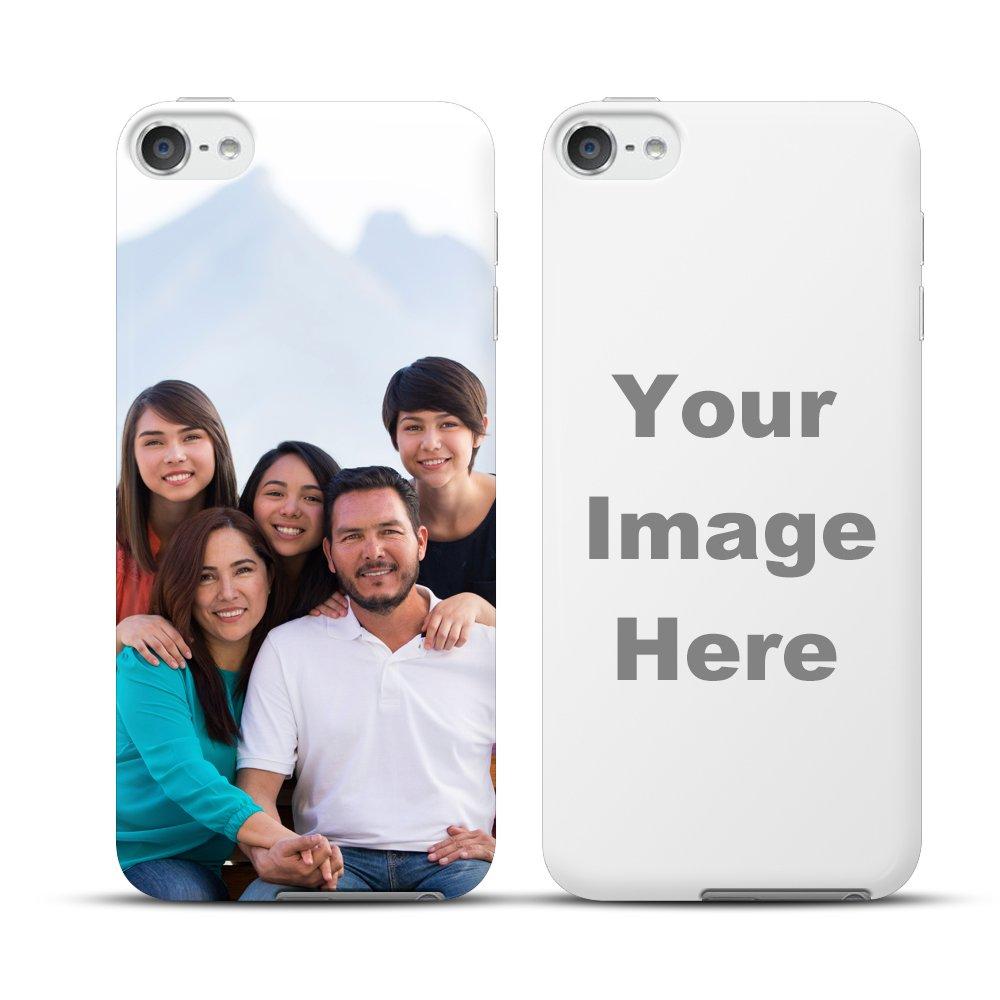iPod Touch 6 Custom Case, Personalized Photo Phone Case, Faboho
