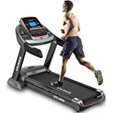 Sparnod Fitness STC-4950 (4.5 HP AC Motor) Semi-Commercial Treadmill (Free Installation Service) - Automatic Motorized…