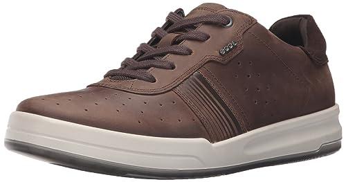 dc21ff15fd27 Ecco Men s Jack Sneaker Fashion Sneaker  Amazon.ca  Shoes   Handbags