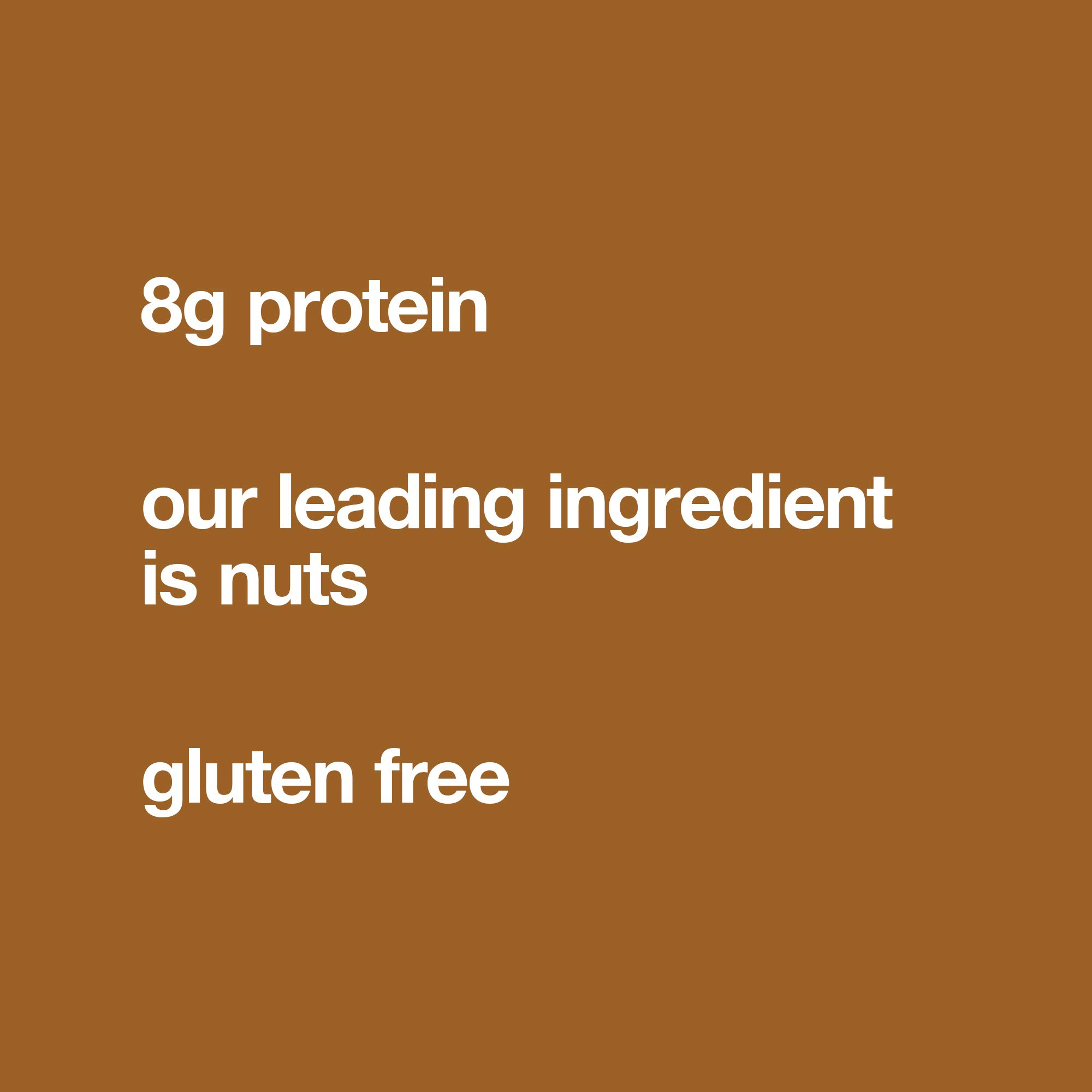KIND Bars, Peanut Butter Dark Chocolate, 8g Protein, Gluten Free, 1.4 oz Bars, 48 Count by KIND (Image #3)