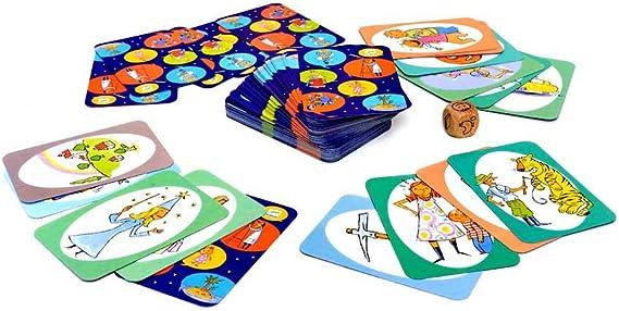 Djeco Bla bla bla: Amazon.es: Juguetes y juegos