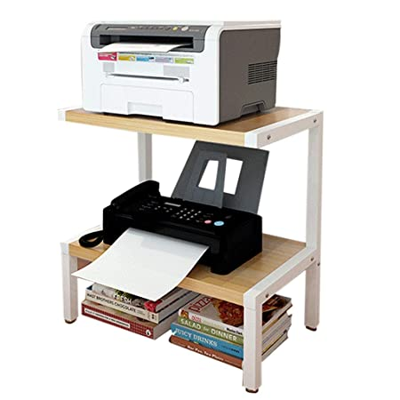 Estante De Impresora Almacenamiento De Impresora De Dos ...