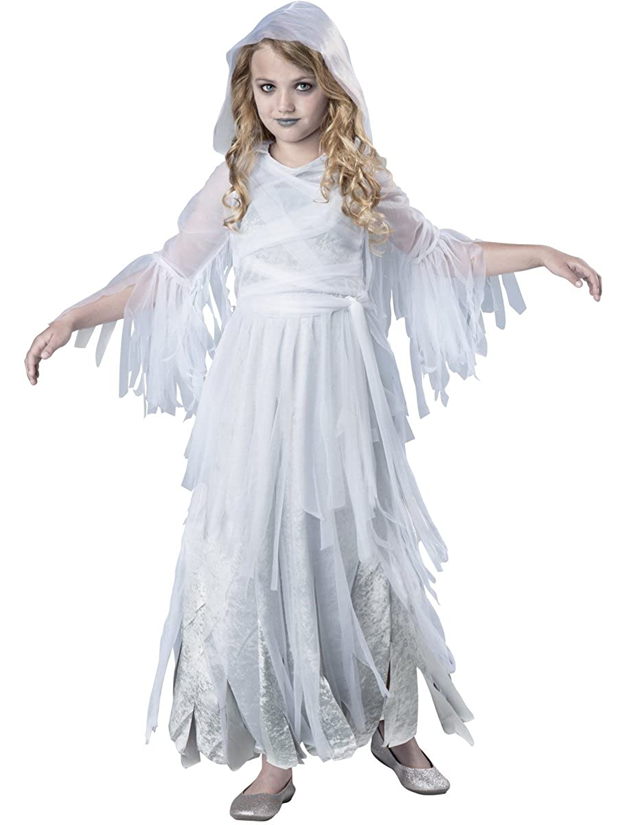 InCharacter Weiß Haunting Beauty Ghost Girls Costume S