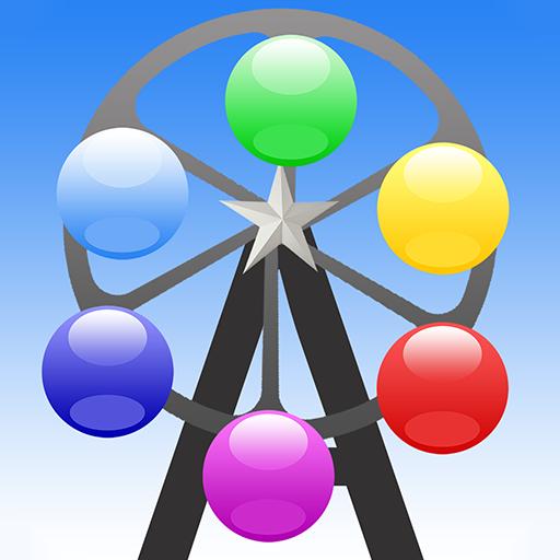 Bubble Fair, Multiple Shooter Games