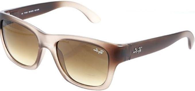 Gafas de Sol Ray-Ban RB4194 MATTE TRANSPARENT OPAL: Amazon.es: Ropa y accesorios