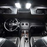 Partsam Interior Lights LED Package Kit