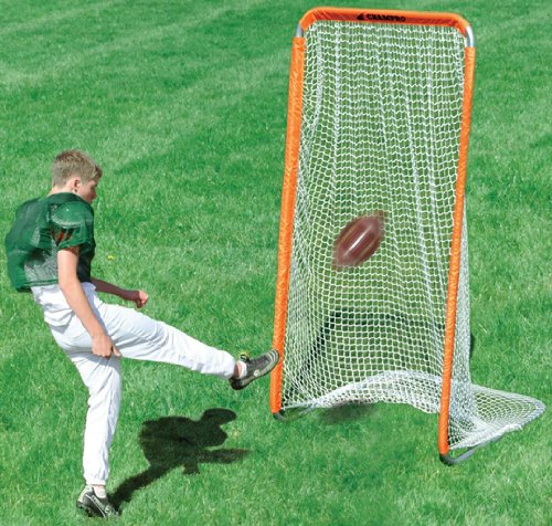 Champro Football Kicking Cage (Orange, 84-Inch) - Kicking Cage