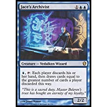 Magic: the Gathering - Jace's Archivist (48/356) - Commander 2013 by Magic: the Gathering