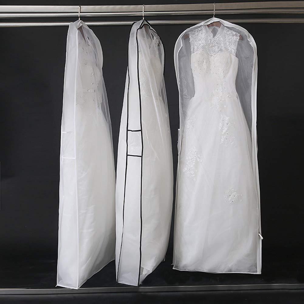 Utility HZC175 Tragbare Brautkleiderhülle für Kleider mit ...
