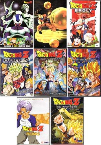 dragon ball cooler dvd - 9
