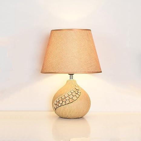 Amazon.com: DIDIDD Creative Fashion Lámpara de mesa de ...
