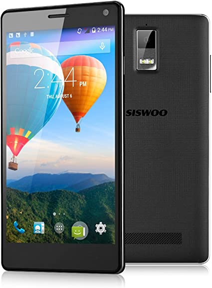 Siswoo R8 - Smartphone 4G LTE Android 4.4 (RAM 3GB+32GB ROM, 5.5 ...