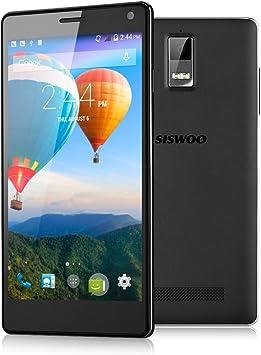 Siswoo R8 - Smartphone 4G LTE Android 4.4 (RAM 3GB+32GB ROM, 5.5 FHD IPS, 5MP/13MP, Dual SIM, WiFi, Giroscopio, GPS, IR Remoto, NFC): Amazon.es: Electrónica