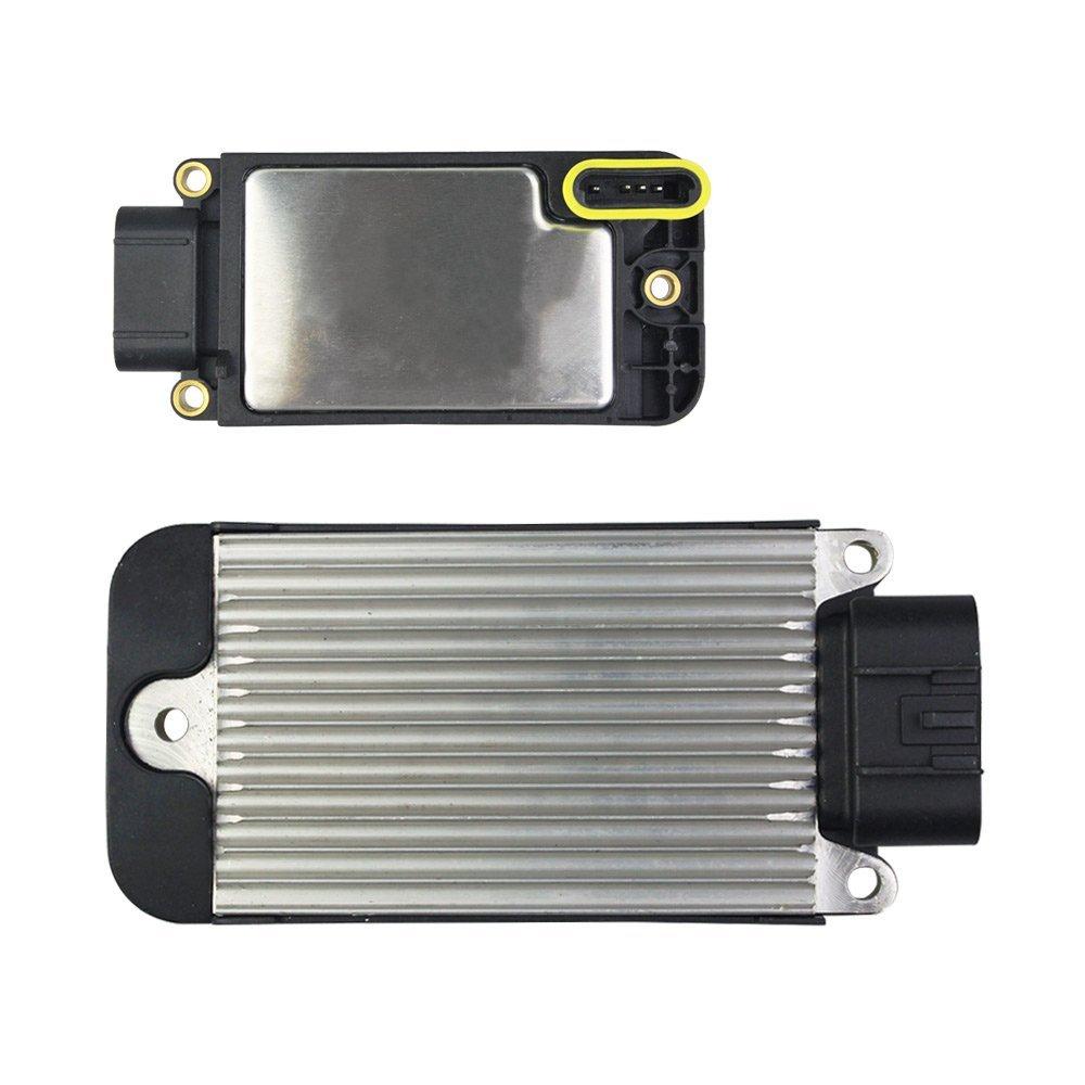 FOLCONROAD Ignition Control Module ICM GN10112 for Chevrolet Cobalt Oldsmobile HHR Pontiac Saturn L4 2.2L 2.0 12580215 [US Wearhouse]