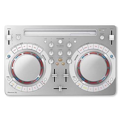 Pioneer Pro DJ White DDJ-WeGO4-W