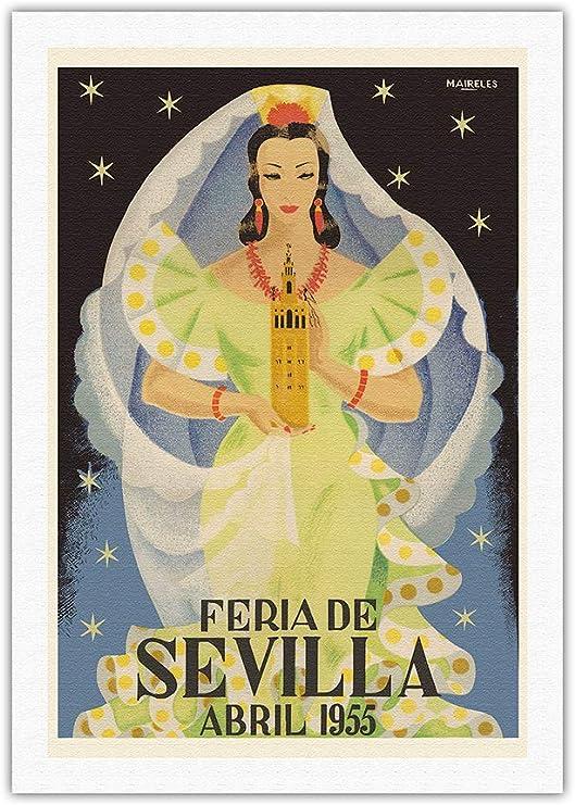 Pacifica Island Art - Feria de Abril de Sevilla - Andalucía España ...