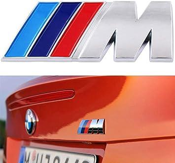 Sticke BMW M Emblem sticker,for BMW 1 3 5 7 Series E30 E36 E46 E34 E39 E60 E65 E38 X1 X3 X5 X6 Z3 Z4