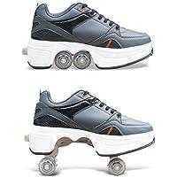 HDCM Zapatos Multiusos 2 en 1, Zapatos Deportivos