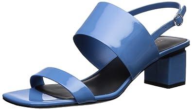 aeb20630c11 Via Spiga Women s Forte Block Heel Sandal Heeled