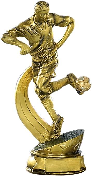 DEPICE TRO-FB20 - Trofeo fútbol con figura de balón y bota en ...