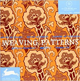 Weaving Patterns : Motifs de tissage. Avec CD-ROM