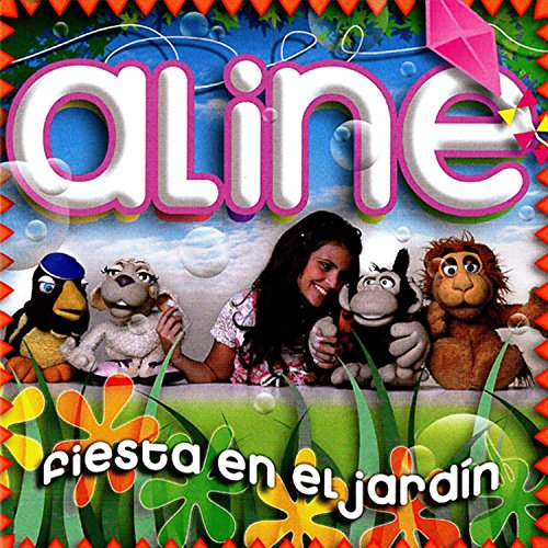 Amazon.com: Fiesta En El Jardin: Aline Barros: MP3 Downloads