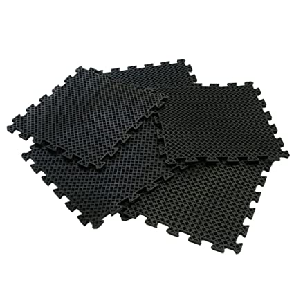 Amazon Rubber Cal Eco Drain Interlocking Rubber Tiles 58