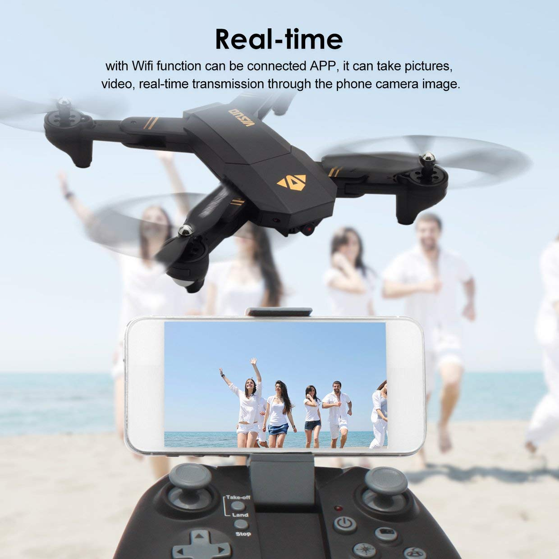 venta al por mayor barato MXECO VISUO XS809HW 2.4G 2.4G 2.4G Foldable FPV Selfie Drone RC Quadcopter with 720P Wide Angle Camera Altitude Hold Headless Mode  estar en gran demanda