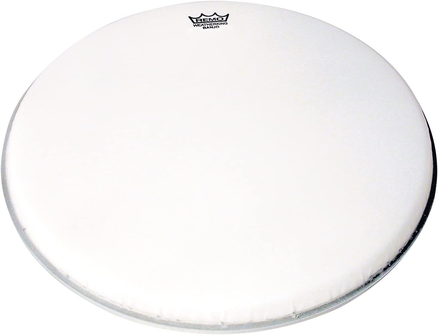 Low Collar 11-Inch Remo BJ1100-L1 Coated Topside Diplomat Banjo Head