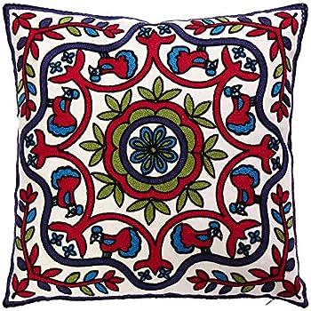 Amazon.com: MeMoreCool cobertor para almohada estilo bohemio ...
