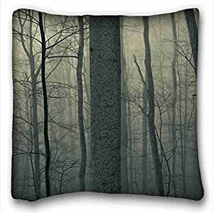"""Custom Nature DIY Pillow Cover Size 16""""X16"""" suitable for X-Long Twin-bed"""