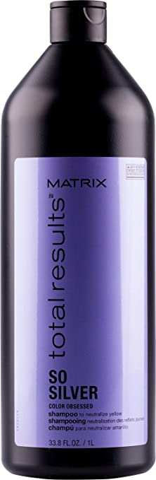 Product thumbnail for Matrix Total Results So Silver Shampoo