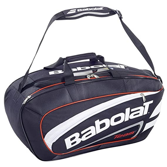 Babolat Team Line Bolsa, Negro/Rojo: Amazon.es: Deportes y aire libre
