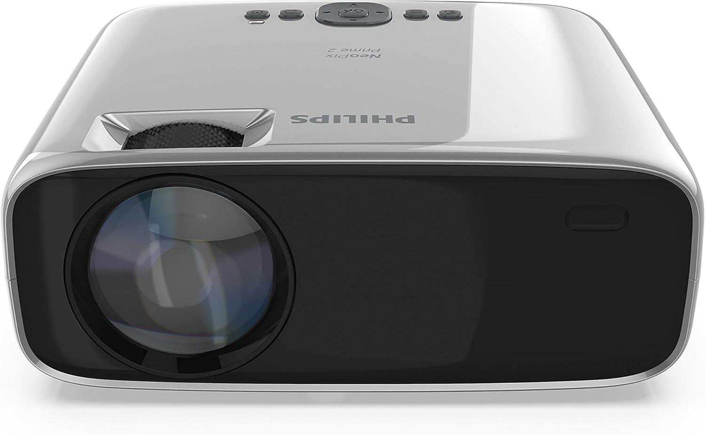 Philips Npx542 Neopix Prime 2 Hd Projektor Hdmi Usb Vga Microsd Wlan Bt Ls Heimkino Tv Video