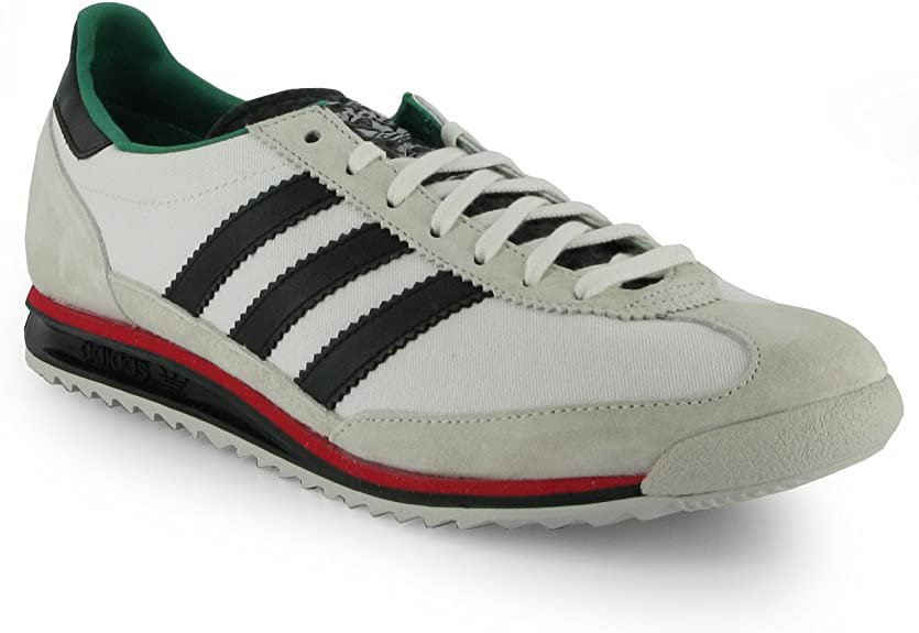 adidas SL 72 shoes white chalkblack
