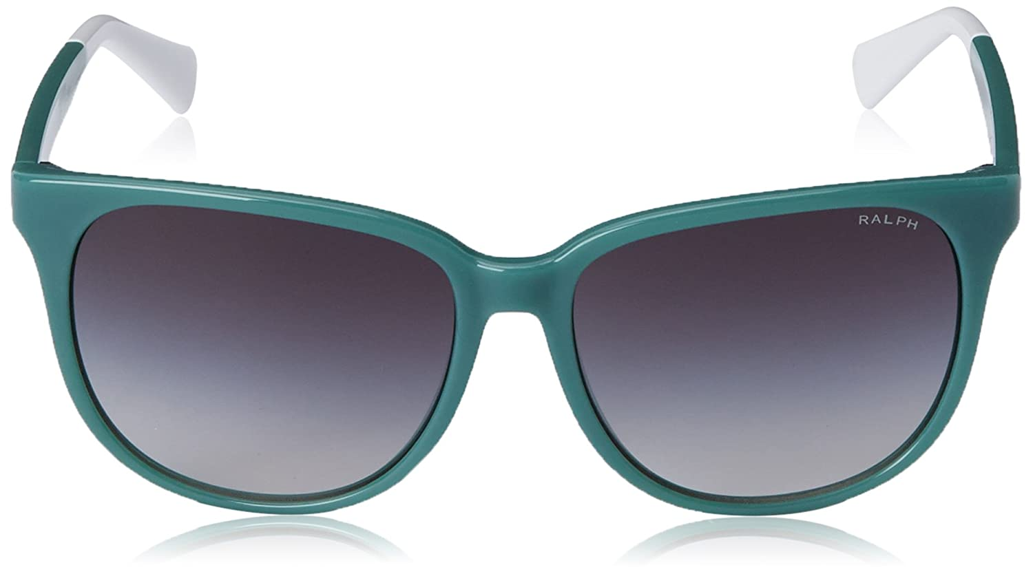 Ralph by Ralph Lauren Women's 0RA5194 Round Sunglasses, Turquoise, Grey &  Gradient Turquoise, 57 mm: Amazon.in: Clothing & Accessories