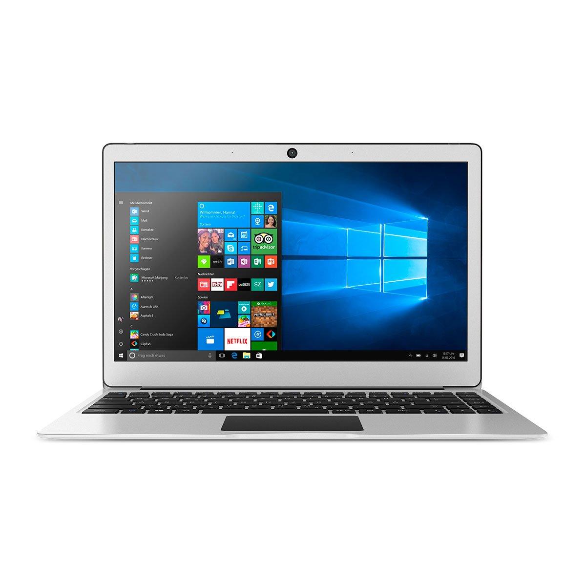 TrekStor PrimeBook P13 13,3 i5Y 8GB 256GB Win10 Silver