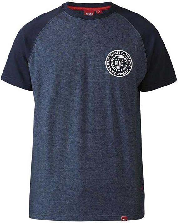 Duke D555 Camiseta - Universidad - Hombre XvtbyAa