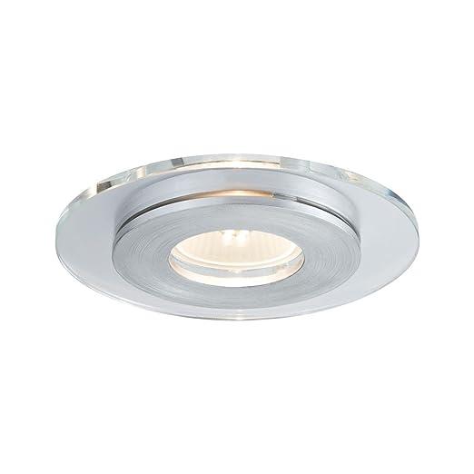 Premium recessed light set single shell led spotlight 3x35 w 230 v gu10 120