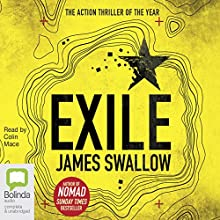 Exile: Marc Dane, Book 2 Audiobook by James Swallow Narrated by Colin Mace