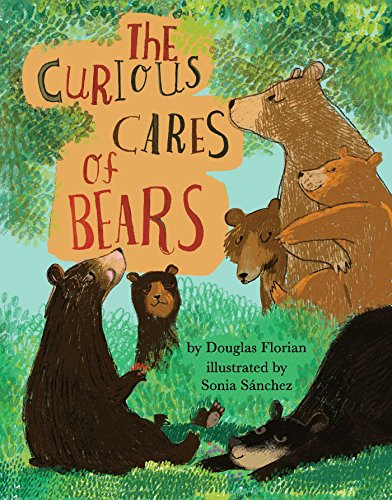 The Curious Cares of Bears (Mini Bee Board Books) ()