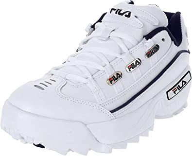 Fila Mens Hometown Synthetic Leather