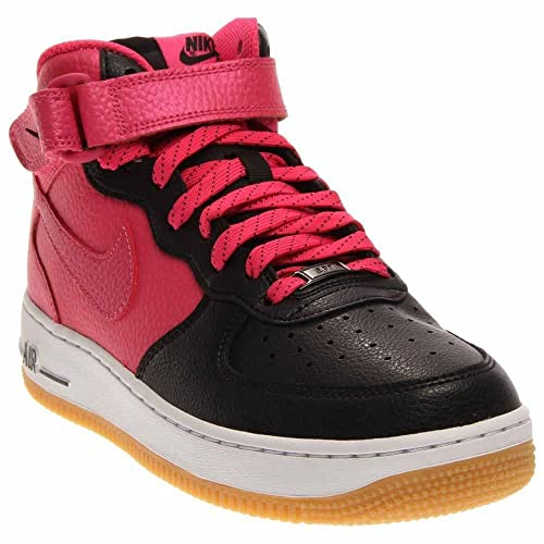 Nike Girls' Air Force 1 Mid (Gs) Basketball Shoes: Amazon.co