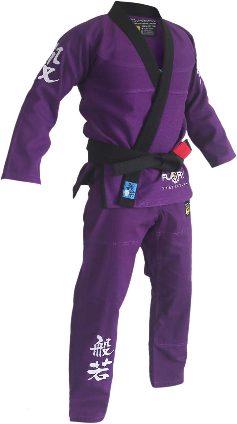 ハイライトブラジリアン柔術BJJ Gi BJJF09紫の F1