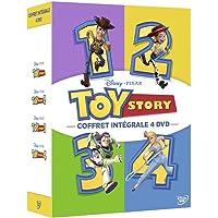 Toy Story-Coffret intégrale 4 Films