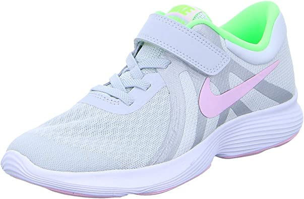 NIKE Revolution 4 (PSV), Zapatillas de Deporte para Niñas: Amazon.es: Zapatos y complementos