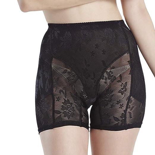236363d8a Womens Sexy Fake Buttock Briefs Plus Size Butt Lifter Padded Control Panties  Hip Enhancer Underwear Shapewear