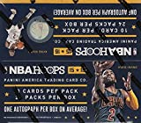 NBA Basketball 2015-16 NBA Hoops Trading Card Retail Box (Panini)